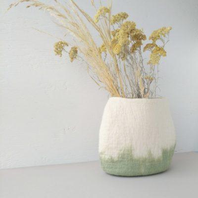 Vase Verde